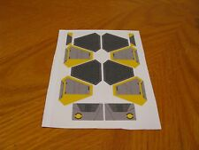 Custom Yellow Sticker Sheet for Lego Star Wars sets #75135, 75038, 9494, 7661