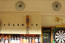 DOLLS HOUSE Bar Optics = With Bottle Of VS Brandy