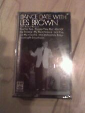 Dance Date with Les Brown Cassette Sealed