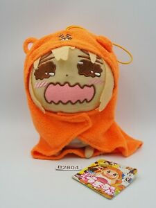 "Himouto! Umaru chan B2804 Crying Strap Mascot Furyu Plush 5.5"" Toy Doll Japan"