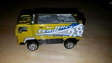New Loose Matchb0x Gold Desert Thunder V16 Race Team