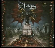 Blitzkrieg A Time Of Changes 30th Anniversary Edition Columbia Press CD new