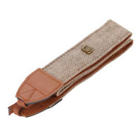Vintage Camera Shoulder Neck Strap Belt Adjustable Canvas For Nikon Canon O1I5