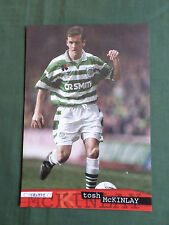 TOSH MCKINLAY - CELTIC -1 PAGE PICTURE - CLIPPING /CUTTING