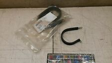 "Qty-5 NOS 2"" Cushioned Adel Loop Clamp MS21333-85 5340011346261"