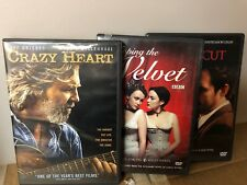 Lot of 3 Drama Movies: Crazy Heart/Tipping the Velvet/In the Cute (#48)