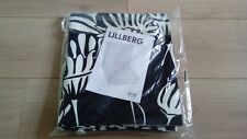 IKEA Lillberg Series Cushion Cover (1Back + 1Base) FROARB Black White 001.198.05
