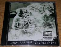 "RAGE AGAINST THE MACHINE  ""Rage Against The Machine"" PA Self-titled   NEW  (CD)"