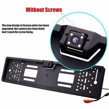 Auto support de plaque immatriculation 170° caméra de recul retroviseur IP58