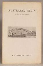 AUSTRALIA HELIX by Srinivasa Iyengar A SPIRAL OF VERSE SEQUENCES