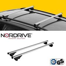 NORDRIVE YURO ALU Barre Portatutto Portapacchi Auto per FORD KUGA 2 - 2012+