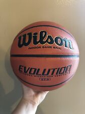 Wilson Evolution 27.5 Inch Basketball For Kids/youth