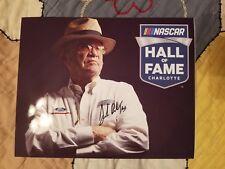Jack Roush signed 8x10 photo Roush Racing NASCAR HOF autographed 1