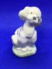 Retired Lladro Spain A Friend For Life 7685 Puppy Dog Porcelain