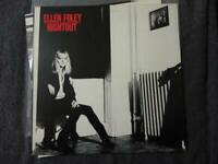 "ELLEN FOLEY VINYL WLP PROMO LP 12"" WITH INSERT NM- VINYL AND COVER"