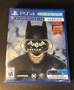 Batman Arkham VR [ PS VR Game ] (PS4 / PSVR) NEW