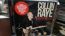 COLLIN RAYE Greatest Hits Live CD Love Me Little Rock She's with Me In This Life