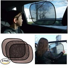 3pcs Auto Baby Sun Shade Window Sunshade for Car Visor Block (Usa)
