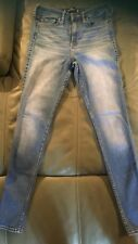 Hollister Junior Jeans Size 6 High Rise