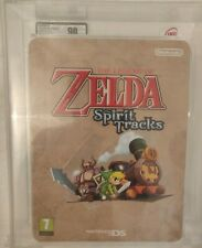 Legend of Zelda Spirit Tracks Sealed UKG 90 Nintendo DS Collectors Edition VGA