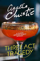 Three Act Tragedy (Poirot) by Agatha Christie (Paperback, 2016)