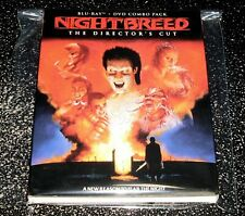NightBreed Scream Factory Slipcover ONLY No Blu-ray Disc