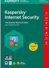 Kaspersky Internet Security 2018 1 Device PC 1 Year Fast Email license key