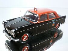 ALTAYA PEUGEOT 404 TAXI PARIS - BLACK + RED 1:43 - VERY GOOD CONDITION