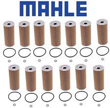13-Pieces OEM Mahle Oil Filter VW Diesel TDI 1.9L Beetle Jetta Golf Brand NEW