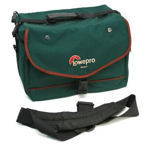 Lowepro Nova 5 Large Shoulder Bag for SLR Camera Body, 4/5 Lenses + Extras