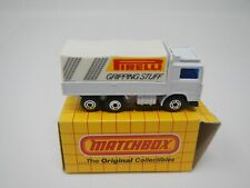 Matchbox Volvo Tilt Truck Firelli MB49