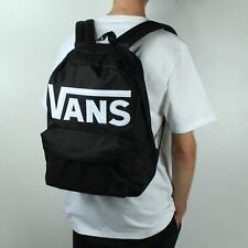 Vans Classic Old Skool Backpack/Rucksack for School/Work/Travel – Black