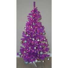 Homegear 6FT Artificial Purple Christmas Xmas Tree