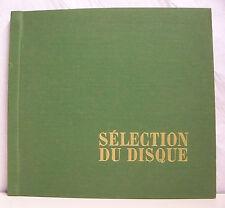 "4 x 33T Coffret BAVAROIS CLAY DULAC FERNANDEL MAILLAN DOUAI FERRE ESPAGNE LP 12"""