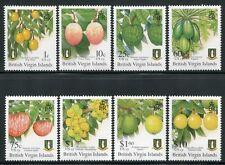Jungferninseln Virgin Isl. 2005 Früchte Fruits Pflanzen 1129-1136 Postfrisch MNH