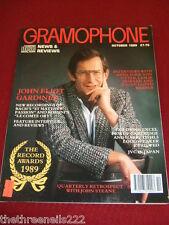 GRAMOPHONE - JULIAN LLOYD WEBBER - OCT 1989 # 797