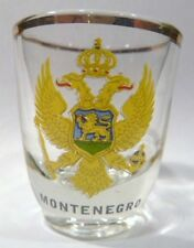 MONTENEGRO SHOT GLASS SHOTGLASS