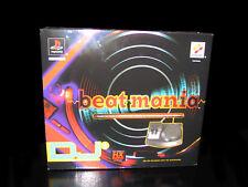 BEATMANIA + CONTROLLER DEDICATO GIOCO PSX PS2 PS3 NUOVO