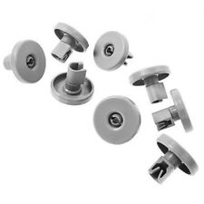 (pkt 8) Dishwasher Bottom Basket Wheels For Dishlex DX103SK DX203WK 50286965-004