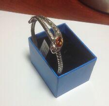 Nicky Butler Multi Gems Bangle Bracelet~925 sterling silver, size 7 ~NWT