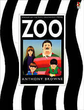 ZOO / ANTHONY BROWNE / 9780099219019