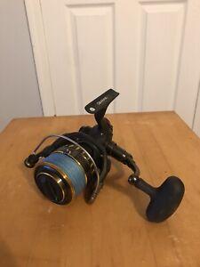Daiwa BG 5000 saltwater spinning reel