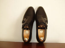 JOHN LOBB DOUBLE MONK STRAP DRESS SHOES