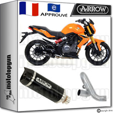 ARROW KIT SILENCIEUX THUNDER ALUMINIUM DARK CARBY CUP HOM BENELLI BN 302 2015 15