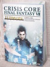FINAL FANTASY VII 7 Crisis Core Ultimania Guide PSP Book SE61