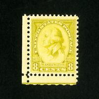 US Stamps # 713 Superb Mint OG NH