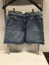 Womens Dkny Jean Shorts NWT Size 10