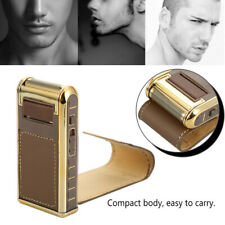 Rechargeable Electric Shaver Men Shaver Reciprocating Razor Beard Trimmer Hot