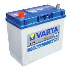 Varta B34 Blue 545158033 057/049 car battery45ah 330cca 4yr warranty