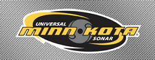 "Minn Kota 12"" Full Color Sticker Decal Fishing Boat Bait Lure Tackle Trailer Box"